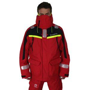 オフショアセーリングジャケット / 防水 / 通気性 / フード付き