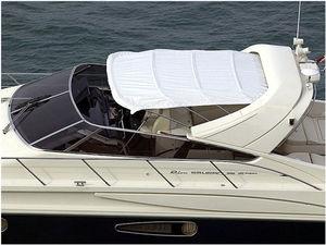 モーターボート用ソフトトップ