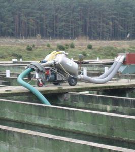 養殖用魚用ポンプ