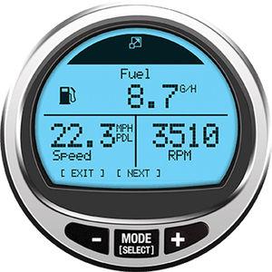 ボート用インジケーター / 速度 / デジタル / 燃料タンク