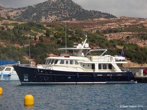 船内機トロール船