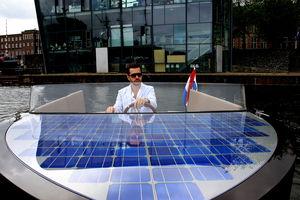 太陽エネルギー電気センターコンソールボ-ト / ヨット用付属品