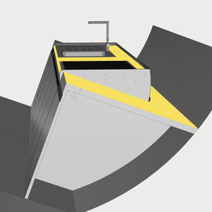 調理台用安定装置 / ボート用 / ヨット用 / 船用