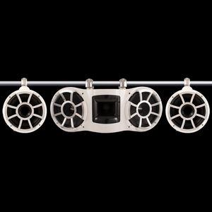 ボート用拡声器 / レーダーアーチ用 / 防水 / コックピット