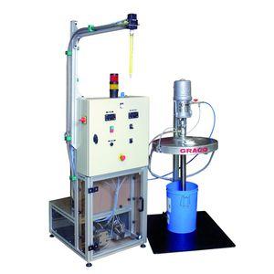 樹脂ドーザー攪拌機 / 歯車ポンプ付 / 電子 / 造船所用