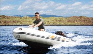 船外機インフレータブルボート / スポーツ / 釣り用 / 3人