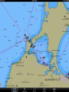 ナビゲーション、位置およびデータ取り込みソフト / 監視用 / AIS / 海上パイロット用ナビゲーション知識テスト