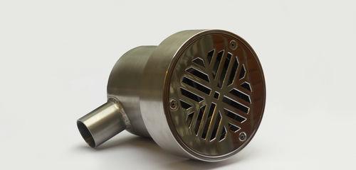 金属製排水口