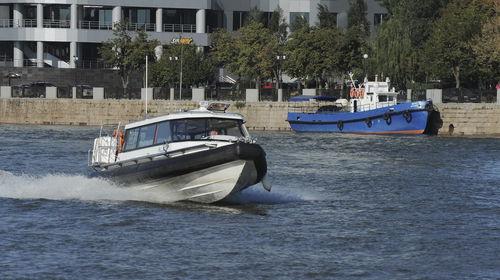 遊覧船業務用ボート / 水上バス / 遊覧船 / 乗組員ボート