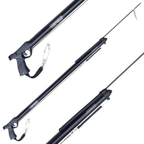 アルミニウム製水中銃