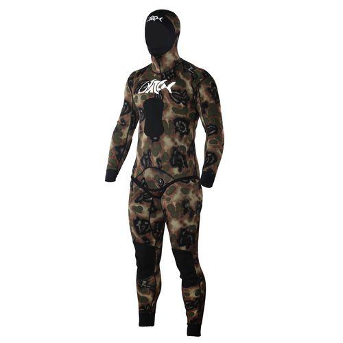 水中狩猟ウェットスーツ