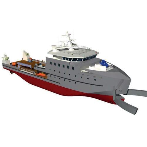 人員輸送用専用船