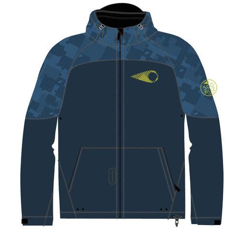 航海用ジャケット / 男性用 / ネオプレン製 / フード付き