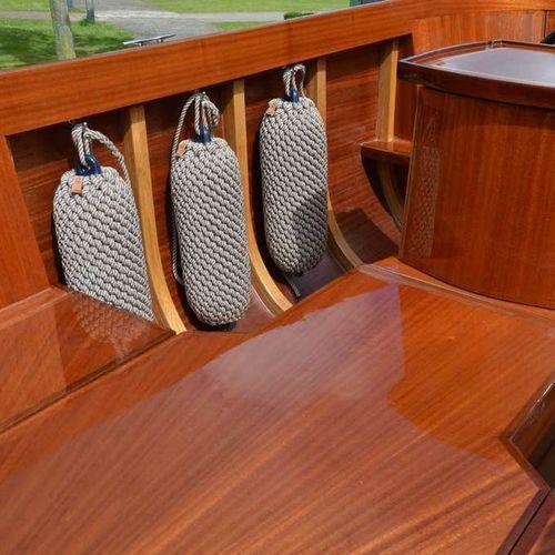 ボート用防舷物 / 円筒