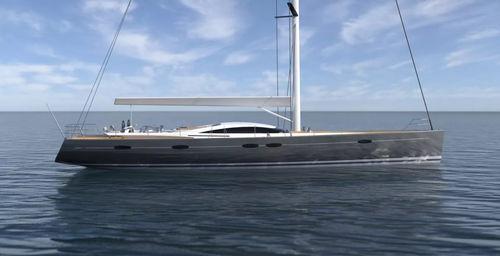 高速クルージング帆船 / カーボン製 / キャビン2つ / リフティングキール