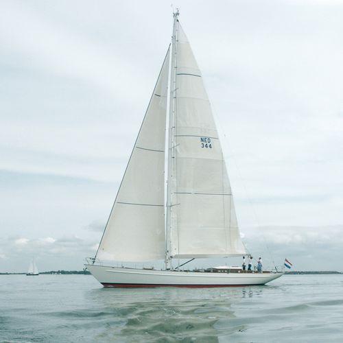 ボート競走帆船