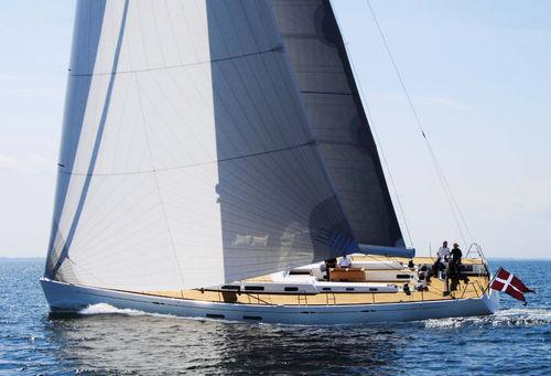 クルージング帆船 / オープントランサム / キャビン4つ / バウスプリット