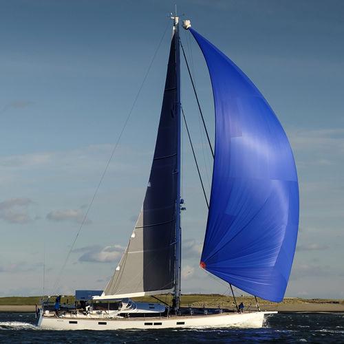 クルージング帆船 / レガッタ / ブリッジサロン / キャビン5つ