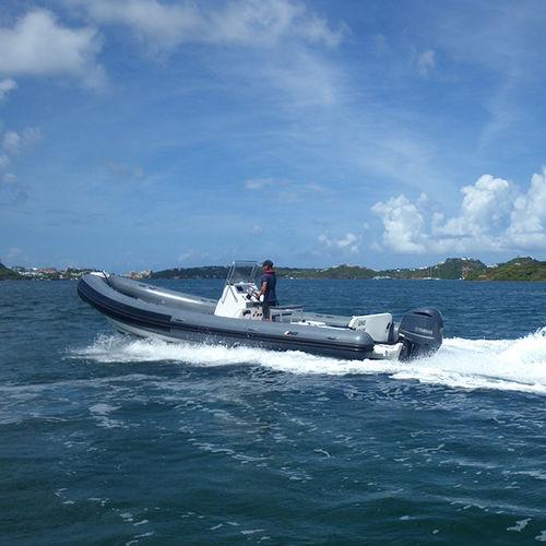 実用ボート業務用ボート / 船外 / 複合艇