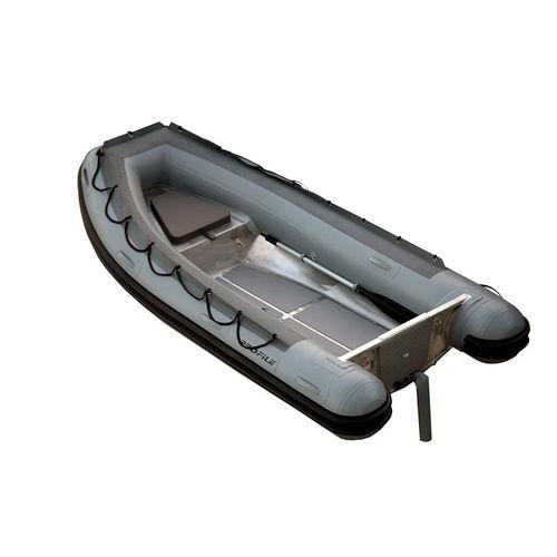 監視船業務用ボート / 救助船 / 船外 / アルミ製