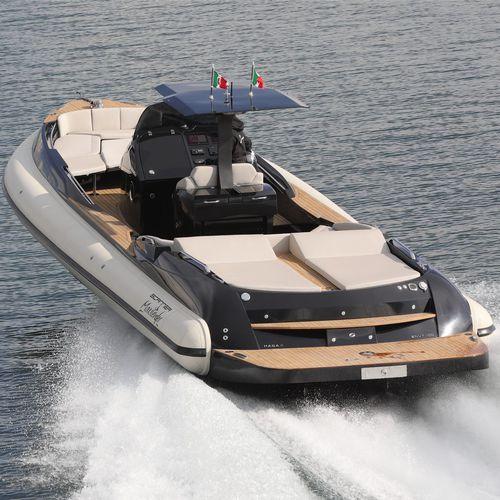 船内機インフレータブルボート