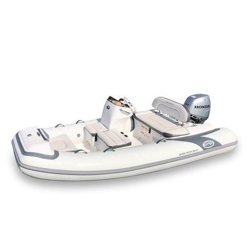 船外インフレータブルボート / 半硬式 / サイド コンソール / ヨット用付属品