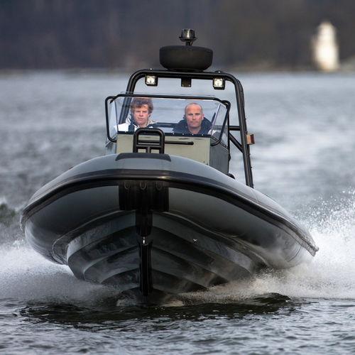 オフショアサービス船 / 作業船 / 船外 / 複合艇