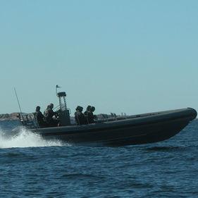 軍船業務用ボート