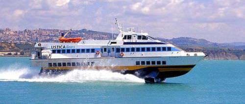 高速旅客フェリー / 水中翼船