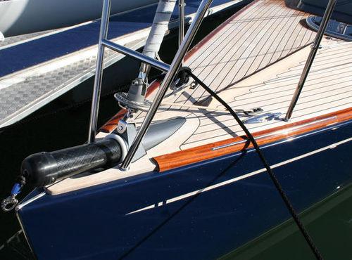 帆船用ローラーファーリング / ジェノバ