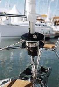 帆船用ローラーファーリング / 前面帆用
