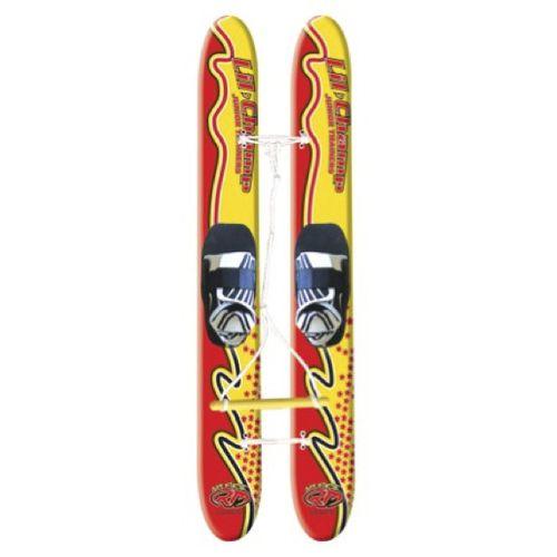 初心者用水上スキー