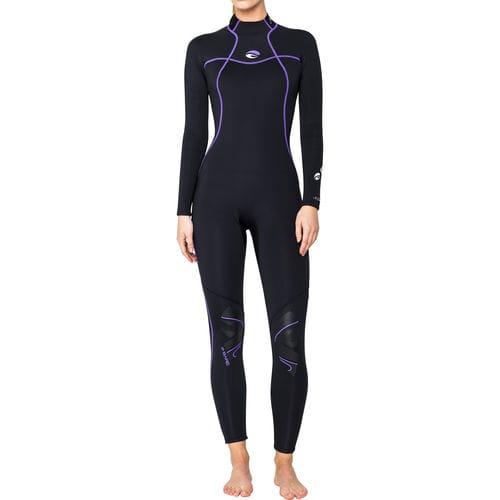 水上スポーツ用ウェットスーツ