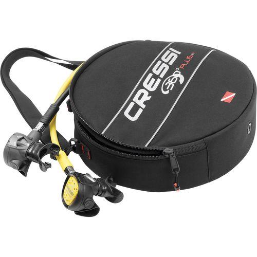 スキューバ レギュレータ用ドラムバッグ