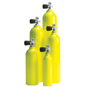 酸素潜水用ボトル