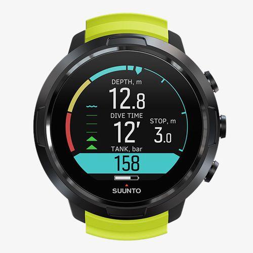 ブレスレット腕時計潜水用コンピュータ / 空気
