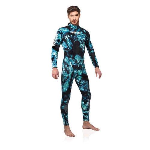 水中狩猟ウェットスーツ / フルタイプ / 長袖 / ワンピース型