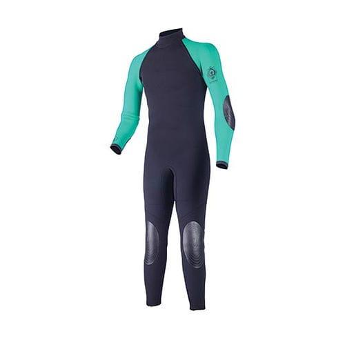 水上スポーツ用ウェットスーツ / ワンピース型 / フルタイプ / 3.5 mm