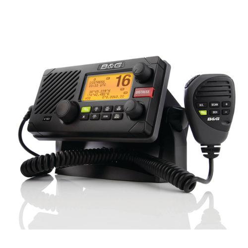 帆船用ラジオ / 固定 / VHF / IPX7