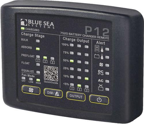 バッテリー用チャージ コントローラー / 船舶用