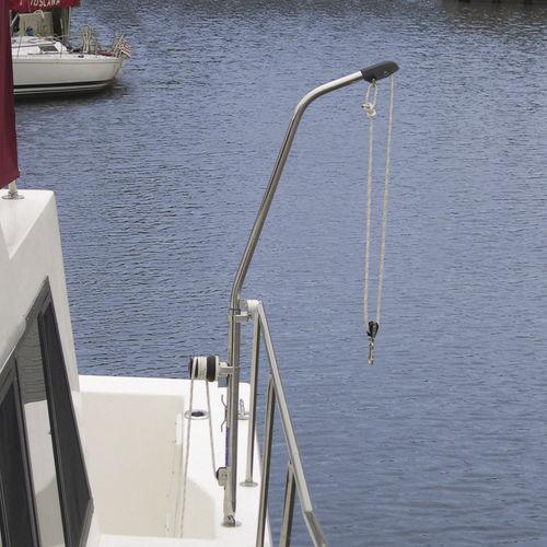 ボート用ダビット / 手動式