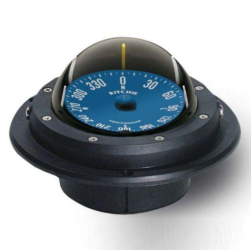 帆船用ルートコンパス / 磁気 / 横型 / はめ込み式