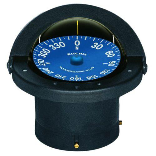 ボート用ルートコンパス / 磁気 / 横型 / はめ込み式