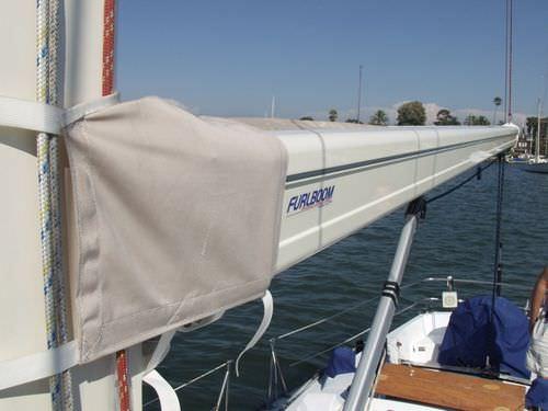 安全カバー / 帆船用 / 巻き上げブーム
