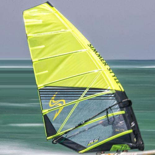レース用ウインドサーフィンの帆 / 7バテン