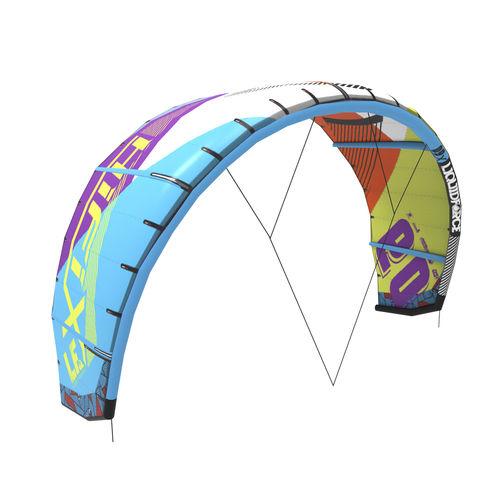 C形状カイトボード翼 / フリースタイル