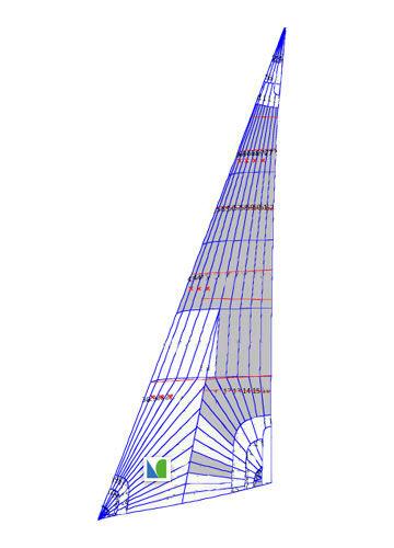 ストーム ジブ / クルーザーレーサーヨット