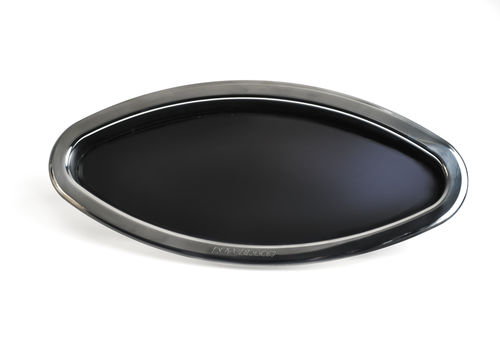 楕円型小窓