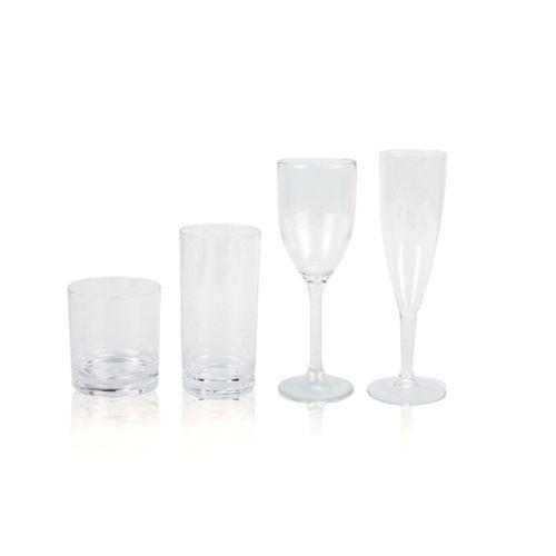ポリカーボネート製グラス / クリスタル製 / ワイン用