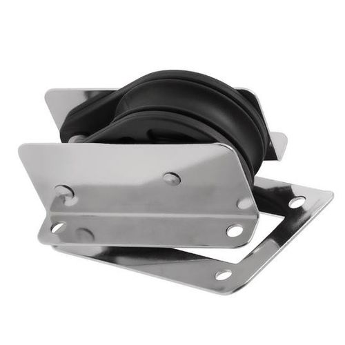 埋め込み式ブロック / 1 / 固定トグル / 最大ロープサイズ:12 mm